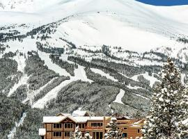 The Lodge at Breckenridge, hotel with jacuzzis in Breckenridge