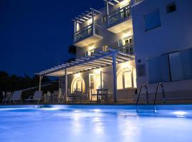 Anamar Blu, hotel in Ornos