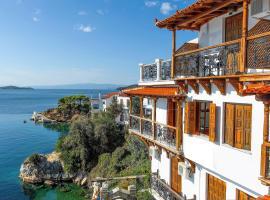 Hotel Villa Orsa, отель в Скиатосе