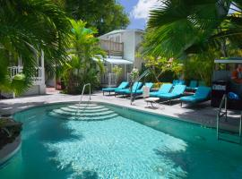 Westwinds Inn, guest house in Key West
