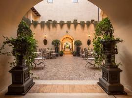 San Biagio Relais, hotel in Orbetello