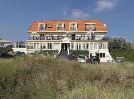 Appartementen de Strandloper, self catering accommodation in Bergen aan Zee