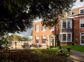 Diglis House Hotel, hotel in Worcester