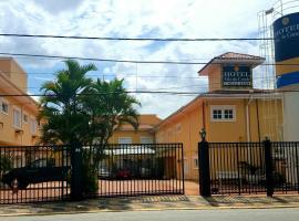 Hotel Vila do Conde, hotel em Itu