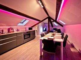 Les Suites de Nanesse, apartment in Liège