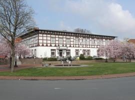 Deutsches Haus Munster, Hotel in der Nähe von: Soltau-Therme, Munster im Heidekreis