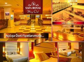 Safa Royal Museum Hotel, отель в Конье