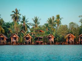 Eden Eco Village, hotel in Kampot