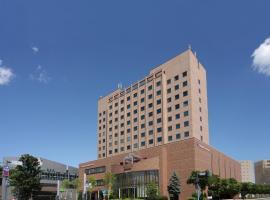 ホテル日航ノースランド帯広、帯広市のホテル