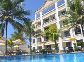 Marea Apart Hotel, serviced apartment in Florianópolis