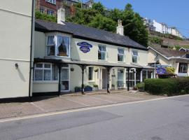 Little Mainstone Guest House, boutique hotel in Looe
