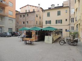 Al Cardinale Rooms & Studios, hotel in Lucca