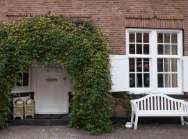 Apartment Naarden-Vesting, self catering accommodation in Naarden
