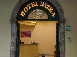 Hotel Nizza, hotel in zona Stadio Oreste Granillo, Nizza di Sicilia