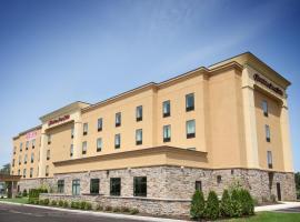 Hampton Inn and Suites Sandusky/Milan, hotel near Kalahari Waterpark, Milan