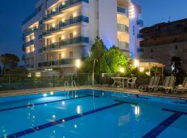 Hotel Atlantico, отель в городе Лидо-ди-Езоло