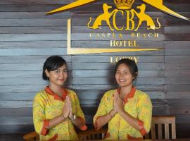 Caspla Beach Hotel Resto and Bar, hotel in Nusa Penida