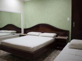 Hotel Valadares, hotel in Brasília