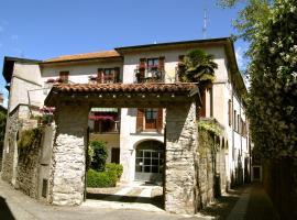 Casa Cannobio, apartment in Cannobio