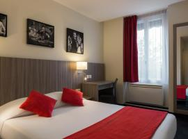 Reims Hotel, hotel near Marx Dormoy Metro Station, Paris