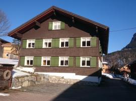Gästehaus Helga Bär, hotel in Au im Bregenzerwald