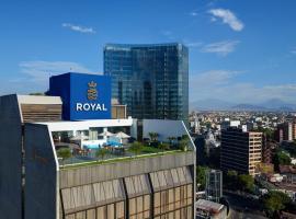 Hotel Royal Reforma, hotel en Ciudad de México