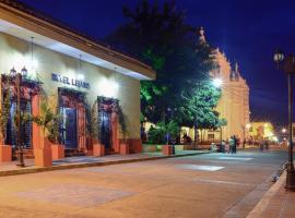 Hotel Libano, hotel in León
