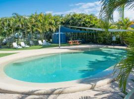 Tin Can Bay Tourist Park, hotel near Tin Can Bay Marina, Tin Can Bay