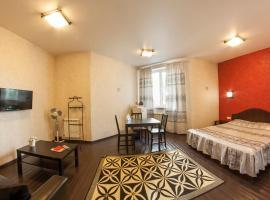Red Hotel, hotel near Novosibirsk Zoo, Novosibirsk