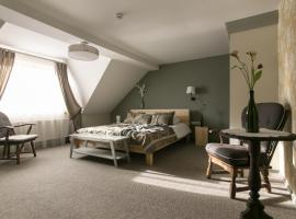 Guest House Mazais Ansis, hotel in Rubene