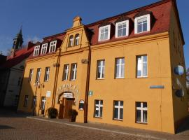 Hotel Lubavia, hotel near Świdnica Cathedral, Lubawka