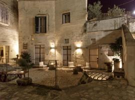 Corte San Pietro, hôtel à Matera
