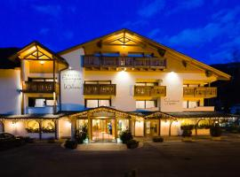 Hotel Europeo Alpine Charme & Wellness, hotel in Pinzolo