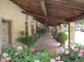 Residence Casprini da Omero, hotel in Greve in Chianti