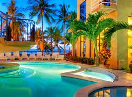 Balcon del Mar Beach Front Hotel, hotel in Jacó