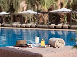 Mövenpick Hotel Mansour Eddahbi Marrakech, hôtel à Marrakech près de: Aéroport Marrakech-Ménara - RAK