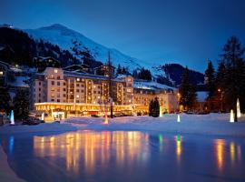 Hotel Seehof, hotel in Davos