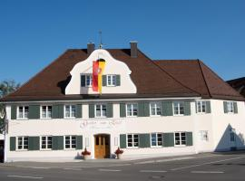 Gasthof Engel, Hotel in Kaufbeuren