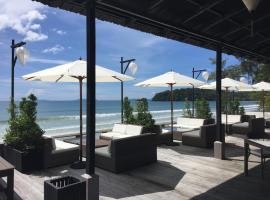 Cede Boutique Beach Resort, hotel in Ko Phayam