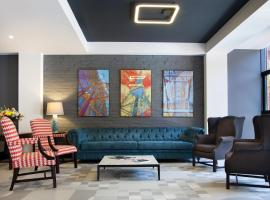 The Terrace Boutique Hotel, hotel in Tbilisi