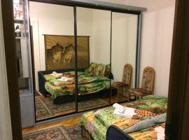 Joe Apartman Budapest, hotel poblíž významného místa Keleti vlakové nádraží, Budapešť