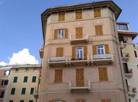 Albergo Bandoni, отель в Рапалло