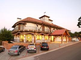 Moinho Itália Hotel, hotel near Baden Baden Beer House, Campos do Jordão