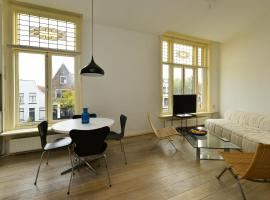Burgwal Appartement, apartment in Haarlem