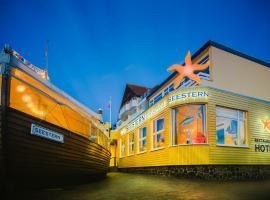 Hotel Restaurant Seestern, Hotel in Heiligenhafen