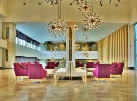 The Ankara Hotel, hotel a Ankara