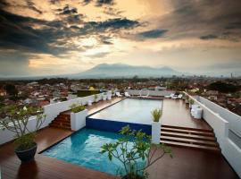 MaxOne Ascent Hotels Malang, hotel in Malang