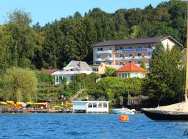 Flairhotel am Wörthersee, Hotel in Velden am Wörthersee