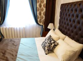 Enrico, готель у місті Дніпро