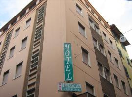 Hotel Europa Parking, hotel near Stazione Livorno Centrale, Livorno